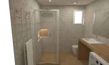 MPANIO NIKOLINAS B1 Klasický Koupelna HOUSE LTD