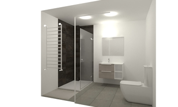 BAÑO 1 LUIS LOPEZ Classic Bathroom BdB ALMACENES CAMPOMAYOR