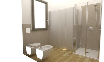 B. Bagno Lavanderia Classic Bathroom mirko clerici