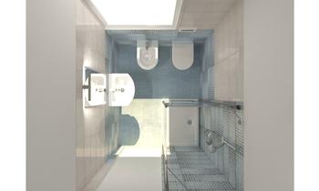 Bagno Astoria 1 Classique Salle de bain Francesco Coatti