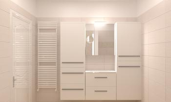 OH - Tessuto-Frame Classic Bathroom Terrakotta  Csempecentrum