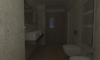 Bagno primo piano Classic Bathroom Pasquale Napoli