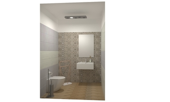 Bagno 1 Classic Bathroom Domenico Palomba