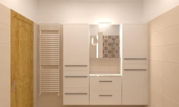 OH - Ozone Classic Bathroom Terrakotta  Csempecentrum