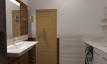 Bagno Ospiti Francia Classic Bathroom Claudio CAIAFFA