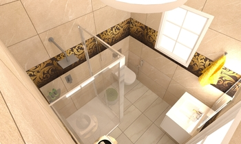 Bathroom single room Classico Bagno Zarrugh Company
