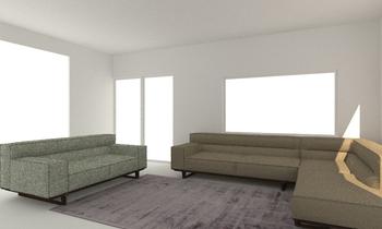 SALON 2 Classic Living room Javier Belenguer