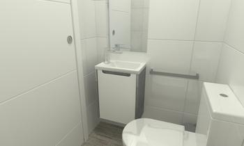 Emilia Pinto serviço Classic Bathroom Patrícia Praia