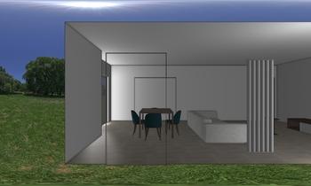 prova soggiorno  Classic Living room francesco carmine palumbo