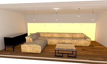 Iago farini Classic Living room Westfield Natuzzi Italia
