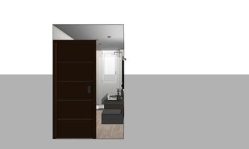 PROYECTO 000129 Classic Bathroom LAURA PABLO MULERO