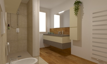 bathroom Modern Bathroom GREGOLO SRL