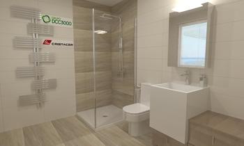DCC3000 Baño 01-4 Villano... Classic Bathroom Grupo DCC3000