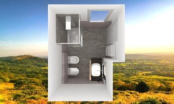 Detici B2- Ublodo Classic Bathroom Samantha Biffi