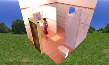 Demo project 5 Klasický Koupelna Libor Štolc