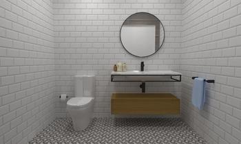 Espada p1362 PS Classic Bathroom Equipamientos Espada