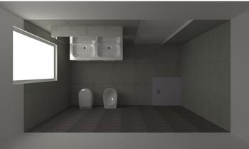 BRIATICO BAGNO APP. D Classic Bathroom Paolo Dargenio