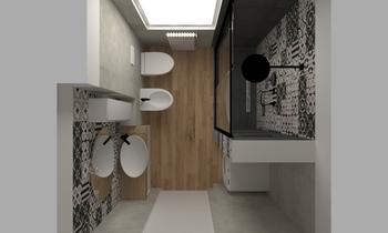 madile Classic Bathroom Perbagno snc