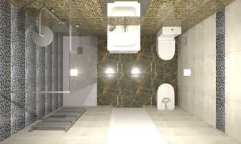 Baño001 Classic Bathroom BdB PÉREZ ACEVEDO