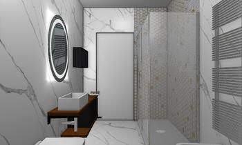 pasquinelli bagno grande Klasický Koupelna Elisa Filippini