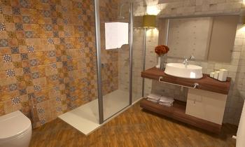 Baño 3 Marina Vintage Bla... Classic Bathroom Grupo DCC3000