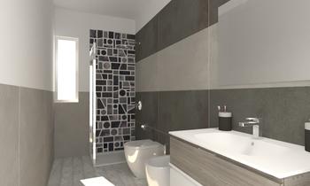 soluzione 3 Classic Bathroom Francesca Borrelli