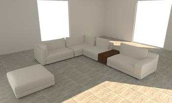 chet Classic Living room Maria Jose Perez