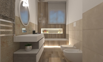 Project 1 Classic Bathroom Federica Fabiani