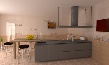 Project 2 Classic Kitchen Youssef Oubaba