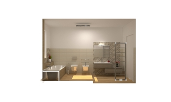 BAGNO/zumbo Současný Koupelna Calà Salvatore
