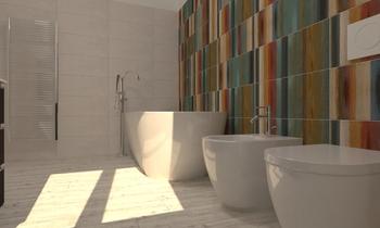 Bagno Cucina Classic Bathroom Daniela Boi