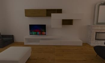 Leduc Classic Living room NATUZZI NANTES
