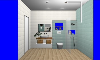Montse 2 Classic Bathroom CREA design & home ibiza