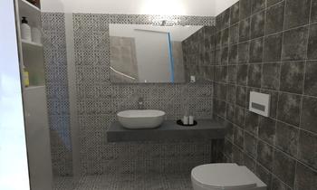 MAURO MITA BAGNO OSPITI Classic Bathroom Giuseppe Politi