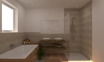 Zimmer Sdbain Somafi Classic Bathroom Céline Burton