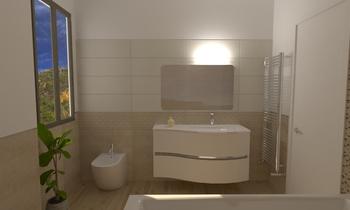 bagno lei Classique Salle de bain Luana Cossu