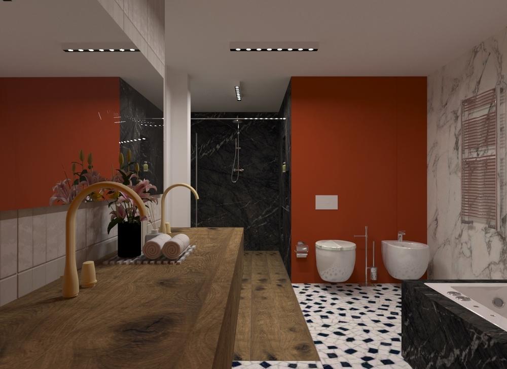 Marazzi Moderní Koupelna Donart Sahiti
