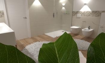 KETTI Klasický Koupelna Ceramiche Masala sas