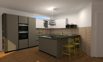 112 Modern Konyha LAKD Lattanzi Kitchen Design
