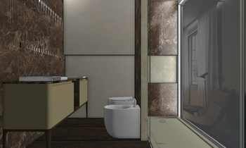 ELEMENTSLUX E SUITE Classic Bathroom INTERNO C  ANTONELLA TOMEI