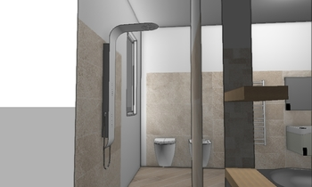 caccamo bagno piccolo Classic Bathroom Bruno Raffaele