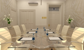 Conference Room Modern Studio Aurum  Construcciones