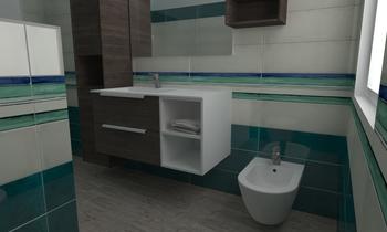 COSTA Klasszikus Fürdőszoba Ceramiche Masala sas