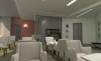 Sala Colazione B&B Clasic Sufragerie Carmine Pugliese