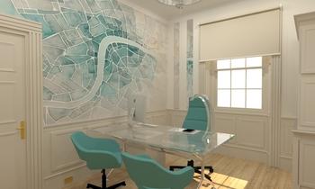 Michelle´s office lagon g... Classic Studio Aurum  Construcciones