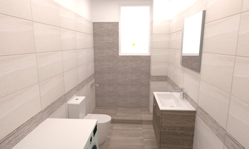 KITE MASTER 1 Classic Bathroom HOUSE LTD