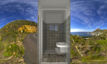 bagno garage Classic Bathroom CATERINA GRILLONE