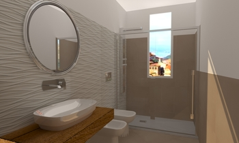 SUASA WINDY Modern Bathroom salvino imburgia