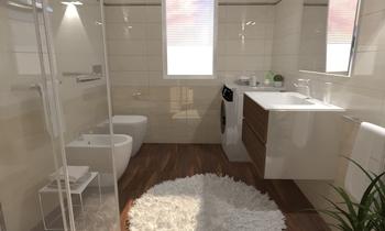 PALA PASQUALINO Klasický Koupelna Ceramiche Masala sas