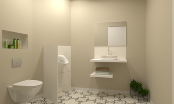 NATUREHOME Classic Bathroom Céline Burton
